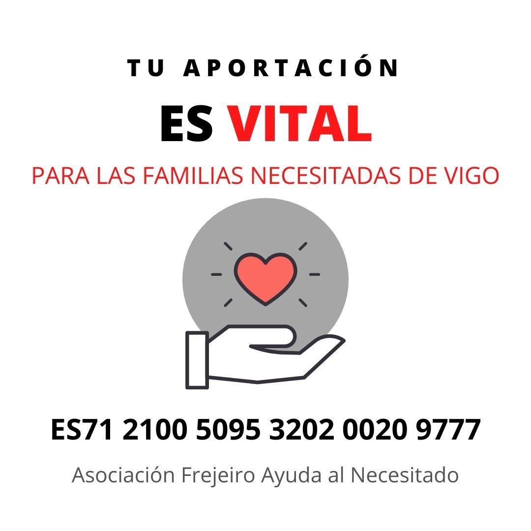 Campaña AFAN por Vigo 2020